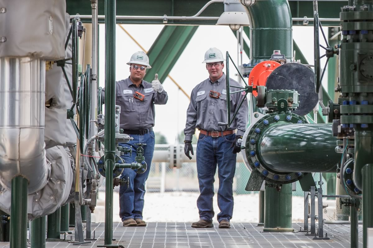 Hess Midstream Johnson